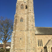 Lapford Church Tower