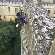 Sudeley Castle - Masonry Consolidation